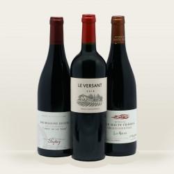 coffret vin rouge de 3, 6 ou 9 bouteilles   cadeau