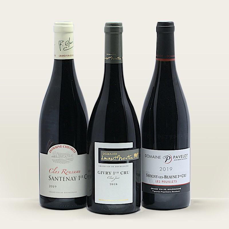 Bourgogne 1er cru