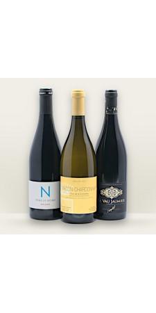 Coffret vin bio - coffret cadeau vin bio