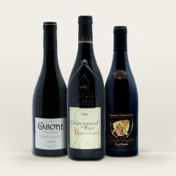 Coffret vin cotes du rhone | grand vin du rhone