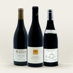 coffret vin bourgogne