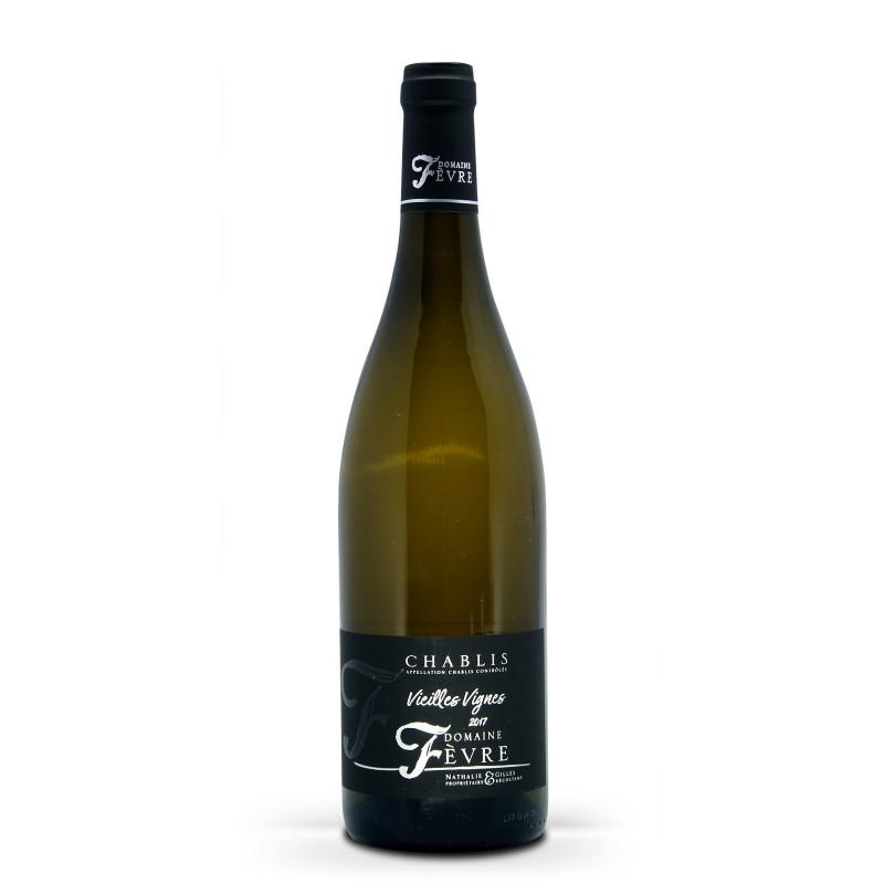 nathalie & gilles fevre chablis vieilles vignes 2017
